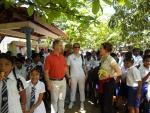 Progetto istruzione Sri-Lanka.
